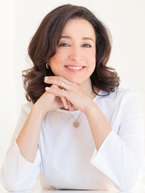 Michelle Bertenbreiter Porträt